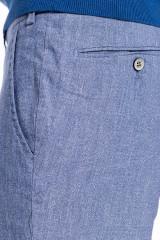 Брюки мужские голубого цвета Hiltl 3
