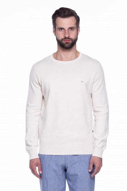 Пуловер мужской белый Fynch-Hatton