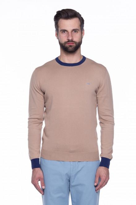 Пуловер с контрастными вставками Harmont & Blaine