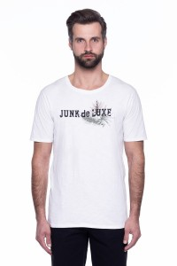 Футболка мужская с логотипом Junk de Luxe