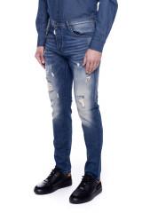 Джинсы мужские с потертостями Antony Morato 1