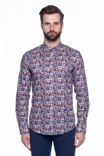 Рубашка мужская в цветочный принт Antony Morato