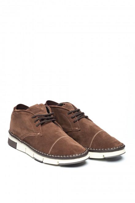 Спортивні туфлі темно-коричневі Watson&Parker