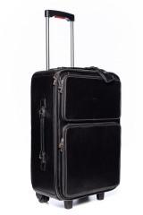 Черный чемодан типа «ручная кладь» Giudi