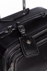 Черный чемодан типа «ручная кладь» Giudi  3