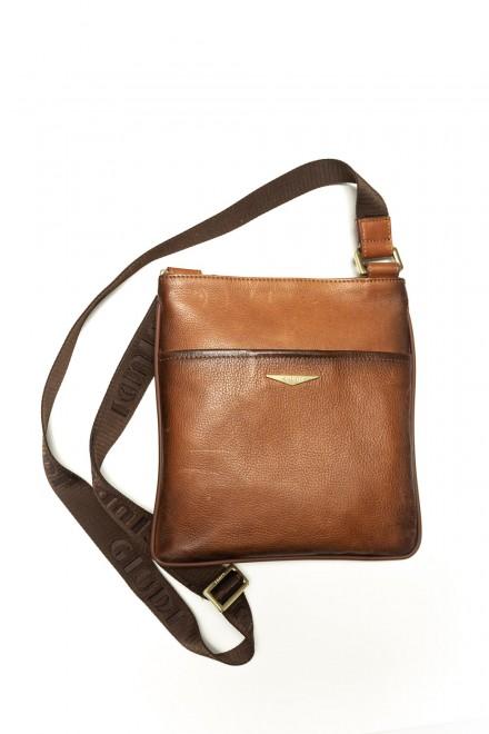 Мужская сумка  через плечо Giudi