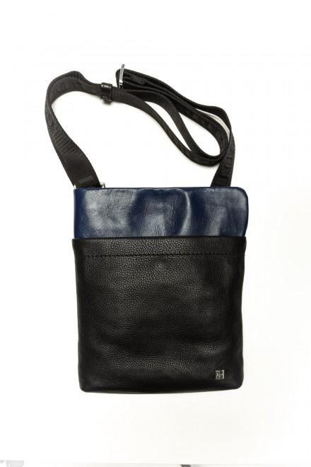 Мужская сумка двухцветная Giudi