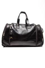 Дорожная сумка из натуральной кожи Giudi
