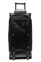 Дорожная сумка из натуральной кожи Giudi 4