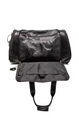 Дорожная сумка из натуральной кожи Giudi 6