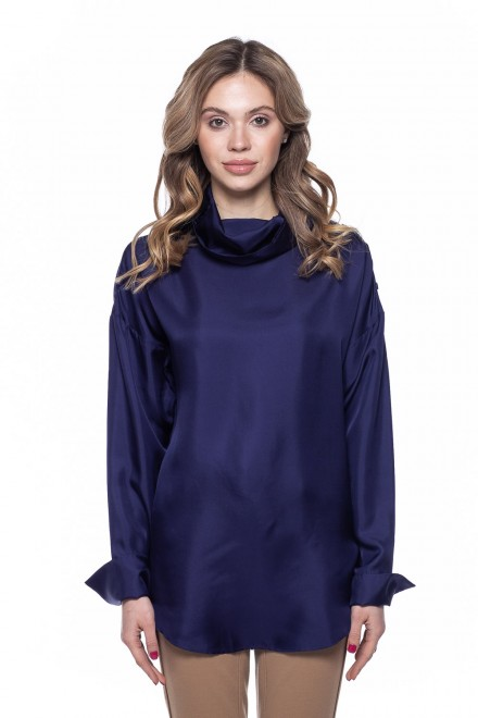 Блуза женская шелковая van Laack