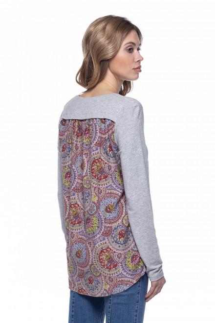 Пуловер женский серый van Laack