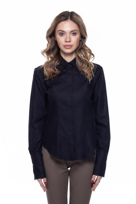 Блуза женская черного цвета van Laack