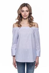 Блуза женская с открытыми плечами Rich&Royal