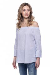 Блуза женская с открытыми плечами Rich&Royal 1