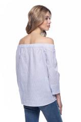 Блуза женская с открытыми плечами Rich&Royal 2
