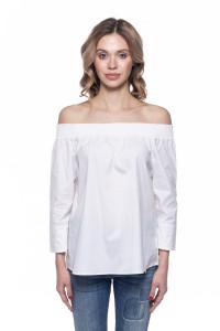 Блуза белая Rich&Royal