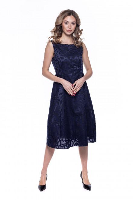 Плаття жіноче синє Luisa Cerano