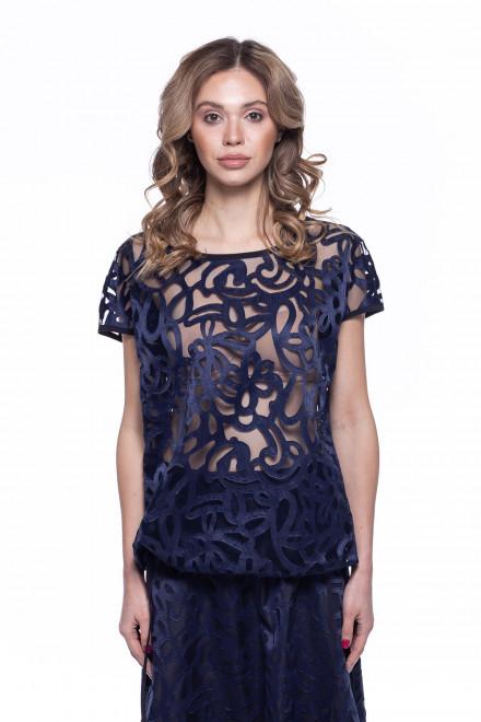 Блуза жіноча ажурна Luisa Cerano