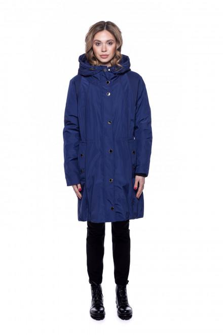 Куртка женская синяя Creenstone