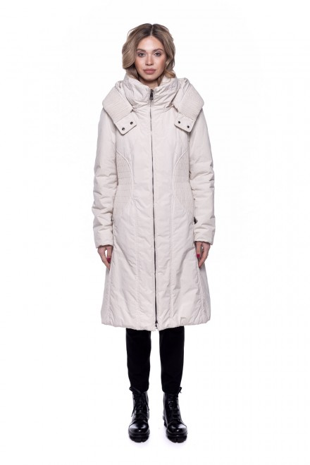 Куртка женская белая Creenstone