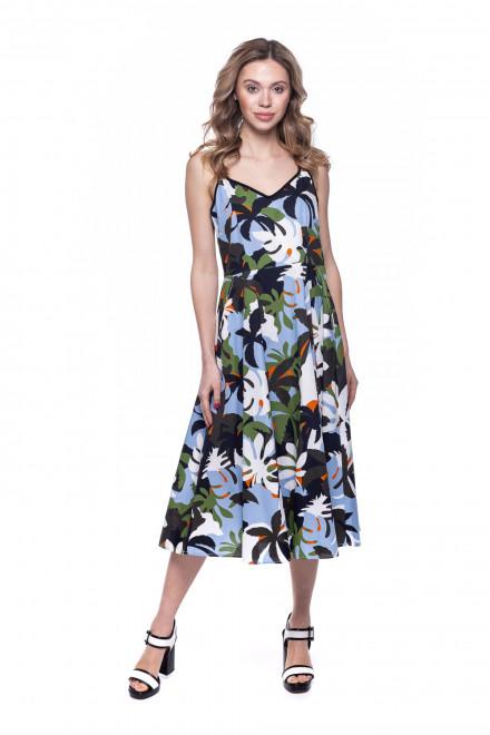 Платье женское на бретелях Sfizio