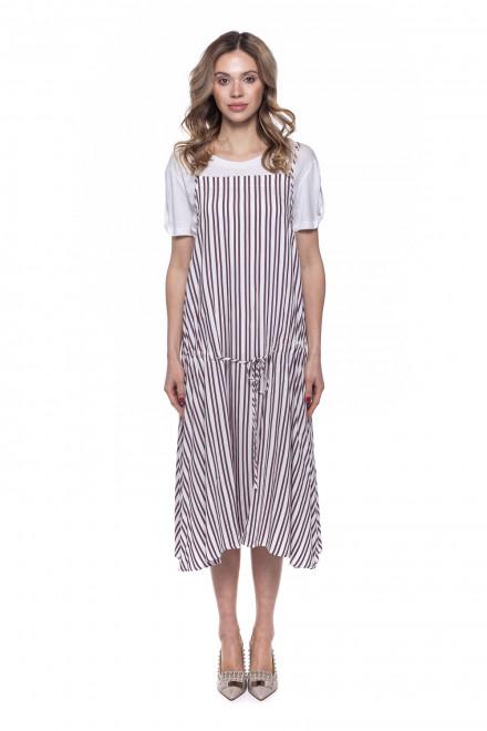 Платье женское на бретелях Blauer.USA