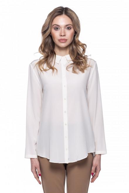 Блуза женская молочного цвета van Laack