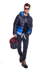 Спортивные штаны синие North Sails 4