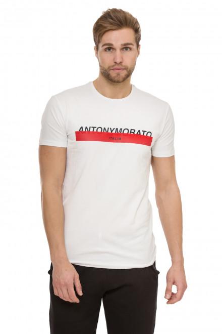 Мужская футболка с надписью Antony Morato