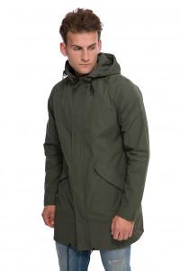 Куртка мужская с капюшоном хаки Shine Original