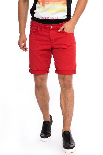 Шорты мужские красные Staff Jeans