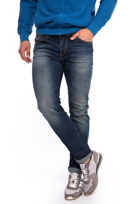 Джинсы мужские синие Staff Jeans