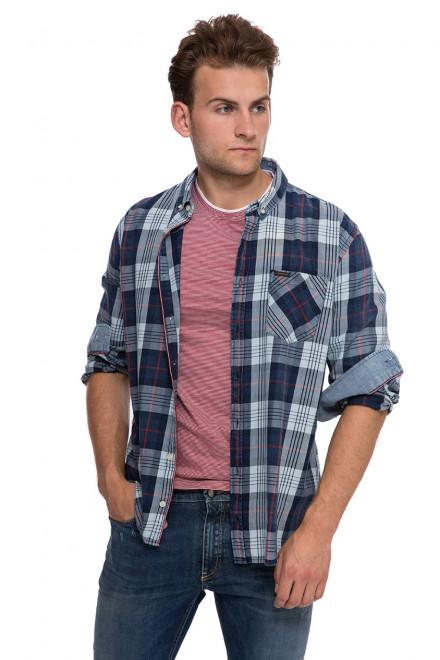 Рубашка мужская в клетку Lindbergh