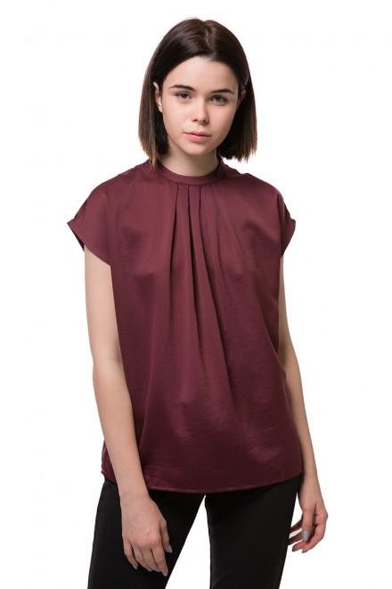 Блуза женская бордовая b.young