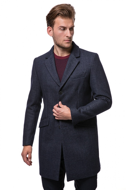 Пальто мужское Antony Morato 12227 – купить в Киеве  цена e75bc48bc4ec1