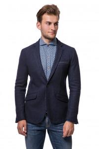 Пиджак синего цвета Antony Morato