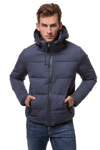 Куртка мужская синего цвета Antony Morato