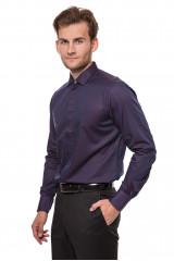 Рубашка мужская фиолетовая van Laack RIXO