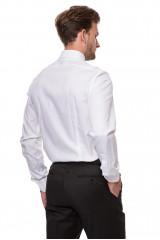 Рубашка мужская белая van Laack RIVARA