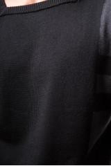 Свитшот мужской черный Drykorn