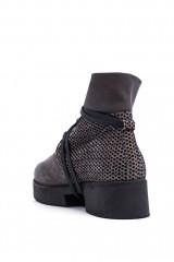 Ботинки женские светло-бежевые Patrizia Bonfanti