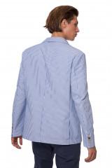 Полосатый пиджак Harmont & Blaine 2