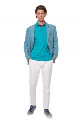 Пиджак голубого цвета Harmont & Blaine 4