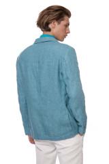Пиджак голубого цвета Harmont & Blaine 2
