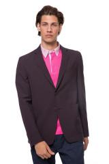 Бордовый пиджак Pal Zileri Lab 1