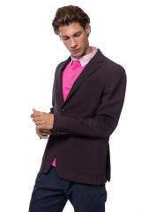 Бордовый пиджак Pal Zileri Lab 2