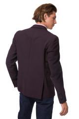 Бордовый пиджак Pal Zileri Lab 3