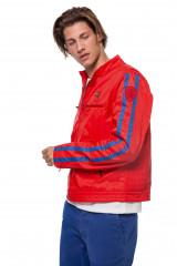 Куртка мужская красного цвета Blauer.USA 1