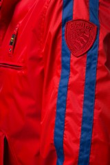 Куртка мужская красного цвета Blauer.USA 4